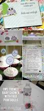 owl always love you a baby shower inspiration made simple