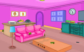 games pink foyer room
