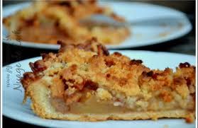 herv cuisine quiche quiche sans pâte aux pommes et carambar la recette version weight