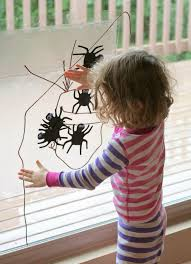 last minute halloween spider crafts laughing kids learn