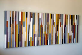 wall decor sculpture painted wood wall for sale pieces