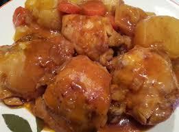 cuisiner haut de cuisse de poulet hauts de cuisses et carottes au cookeo recette cookeo