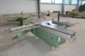 altendorf sliding table saw sliding table saw altendorf f90 buy second hand