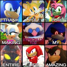 Eggman Meme - thank you meme by mxrobotnik on deviantart