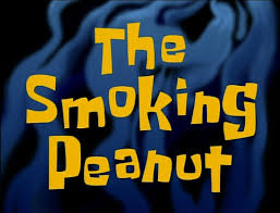 the smoking peanut encyclopedia spongebobia fandom powered by