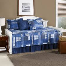 Daybed Cover Sets Amazon Com Eddie Bauer Eastmont 5 Piece Quilted Daybed Set Home