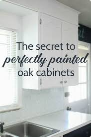 how to paint kitchen cabinets without streaks how to paint kitchen cabinets without streaks painting oak