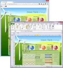 Financial Dashboard Excel Template Excel Dashboards Calumo Business Intelligence