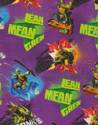 tmnt wrapping paper mutant turtles tmnt gift wrap retrospace