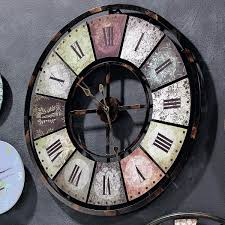 appropriate height to hang large wall clocks u2014 home design ideas
