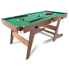 4ft pool table folding 6ft folding snooker and pool table