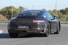 Porsche 911 1st Generation - 2018 porsche 911 first spy shots gtspirit