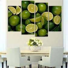 online get cheap lemon kitchen wall art aliexpress com alibaba