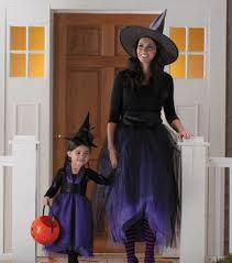 Pottery Barn Kids Witch Costume Mom U0026 Daughter Witch Costume Halloween Diy Ideas Pinterest