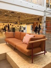 structure canapé x alain gilles sofa canapé leather cuir structure la
