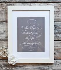 framed greeting cards printable quote to frame and for a greeting card