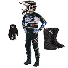 motocross jersey printing oneal 2016 element afterburner jersey pants gloves rider boots 3