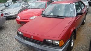 vintage honda accord 1984 honda accord hatchback for sale near bedford virginia 24174