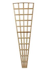 beautiful fan trellis panels part 2 timber fan trellis h 1 8m