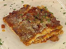 emeril s turkey lasagna recipe emeril lagasse food network