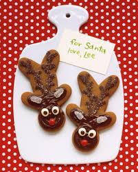 Christmas Decorations With Reindeer by Christmas Takes Off With 8 Reindeer Crafts Martha Stewart