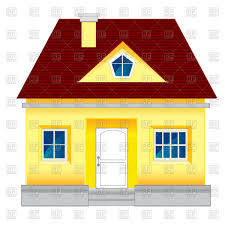 small lodge country house vector image 91648 u2013 rfclipart