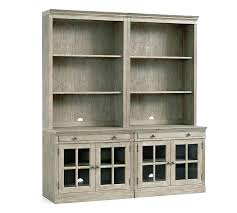 Oak Bookcases With Glass Doors Wooden Bookcases With Glass Doors Arts Crafts Bookcase Oak C Two