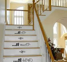 Ideas To Decorate Staircase Wall Wall Decor Inspirational Ideas For Decorating A Staircase Wall