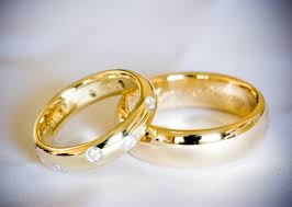 wedding rings gold gold wedding ring set wedding rings pictures