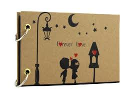 photo albums for couples 5 mini couples black sheet diy handmade theme