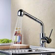 spout reach kitchen faucet banyan