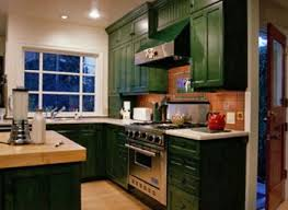 Green Cabinet Kitchen Green Kitchen Cabinet Pics Yeo Lab