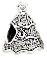 authentic pandora charm twinkling tree 791765cz ebay