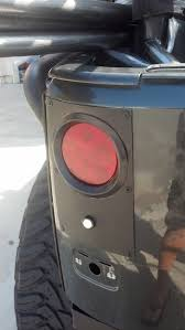 flush mount tail lights flush mount tail lights are finally out jk forum com the top
