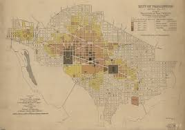 Maps Dc City Of Washington Property Values Map From 1880 Ghosts Of Dc