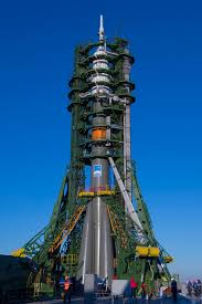 space in images 2014 11 soyuz tma 15m spacecraft ready for