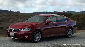 lexus models 2014 review 2014 lexus gs 450h the truth about cars