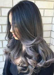 black grey hair 40 grey ombre hair ideas herinterest com