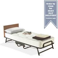 Single Folding Guest Bed Bedding Excellent Jay Be Crown Premier Folding Guest Beds Savings