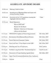 15 images of advisory board meeting minutes template infovia net