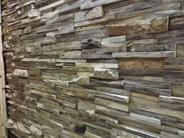 revetements muraux bois pierre parement revetement mural réalisations de murs avec