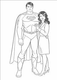 8 superman coloring images coloring books