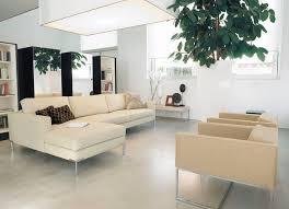 mousse polyur hane canap canapé d angle contemporain en tissu 3 places by a