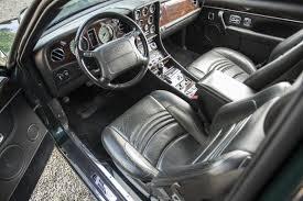 bentley sedan interior bentley continental r le mans coupé revivaler
