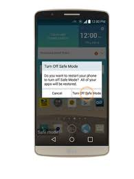 how to take safe mode on android how to turn safe mode on samsung htc and lg