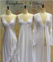 wedding peignoir sets absolutely stunning nightgowns and robe that i would to wear