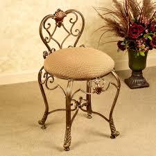 Skirted Vanity Chair Bathroom Easy The Eye Furniture Upholstered Vanity Chair Curved