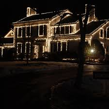 Christmas Decorations For Outdoor Lamps by 50 Spectacular Home Christmas Lights Displays U2014 Style Estate