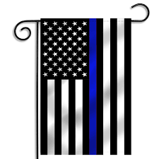 Proper Flag Placement Law Enforcement Flags Thin Blue Line Thin Blue Line Usa