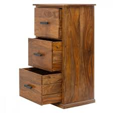 Solid Wood Filing Cabinet by High Quality Wooden File Storage Cabinet By Natureberry Furniture